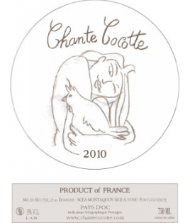 Domaine Montaquoy-Sud ''Chante Cocotte'' 2015