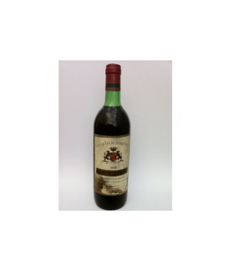 Chateau Guillemet 1978
