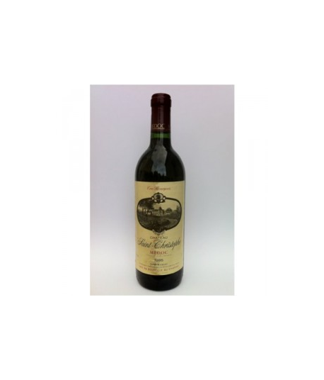 Chateau Saint-Christophe 1985