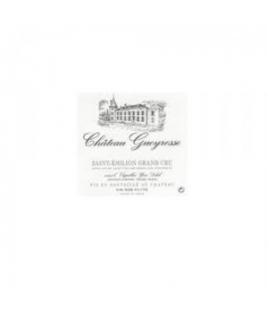 Chateau Gueyrosse 1986