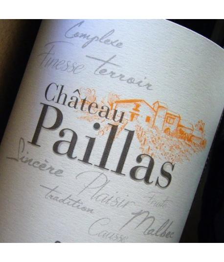 Chateau de Paillas - Cahors 1983