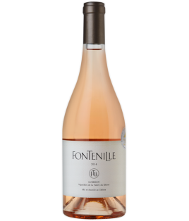 Fontenille Rosé 2019 bio - Luberon
