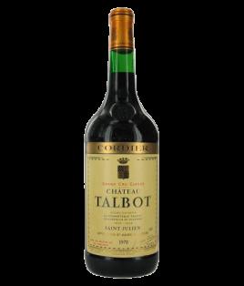Château Talbot - Saint Julien 1970