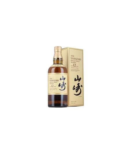 Whisky yAMASAKI 12 ans