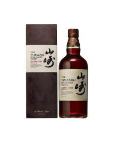Whisky Yamasaki Sherry Cask 2016