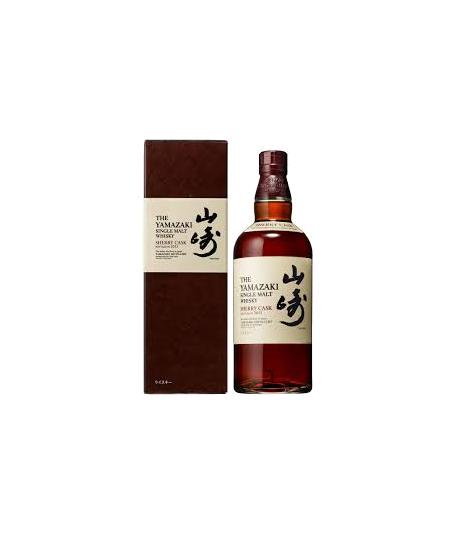 Yamasaki Sherry Cask 2013