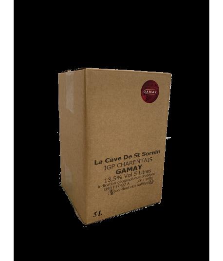 Bag In Box Gamay