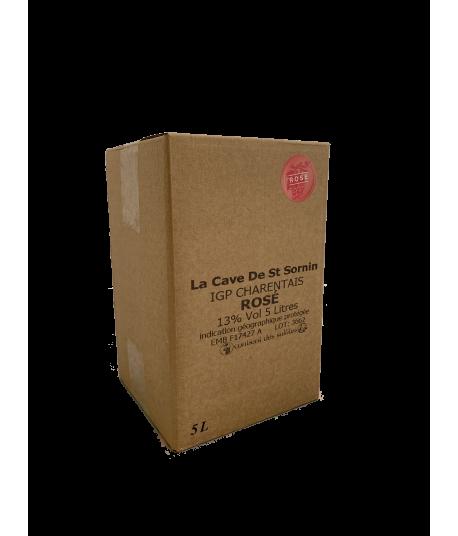 Bag In Box Rose