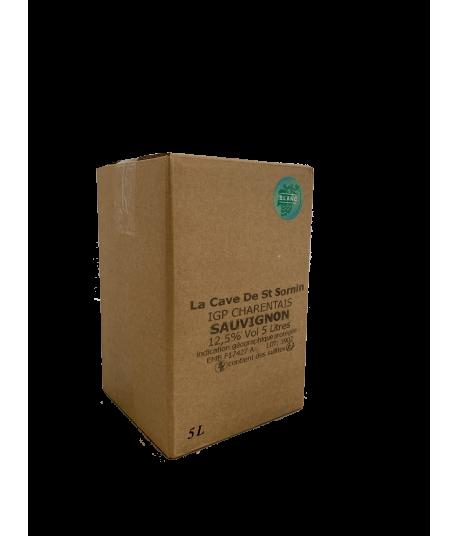 Bag In Box Blanc