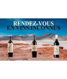 """""""Rendez-vous en Vins Inconnus"""""""