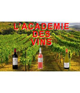 """""""L'Académie des vins"""""""