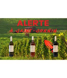 """Alerte à Saint-Sornin"""