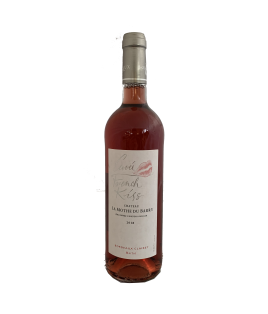 Chateau La Mothe du Barry Clairet - Cuvée French Kiss 2019 - Bordeaux Rosé
