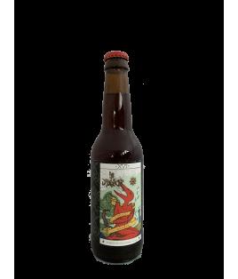 Cognac Barrel - Bière Ambrée