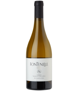 Fontenille Blanc Alphonse - 2018 - Luberon