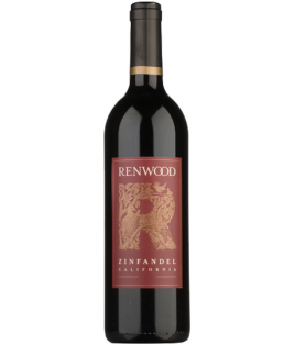 Renwood Zinfandel - 2016 - Californie