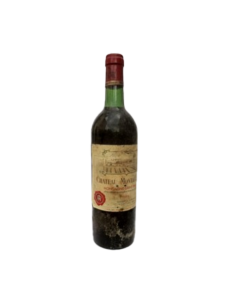 Chateau Montaiguillon 1974