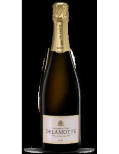 Champagne Delamotte Rosé